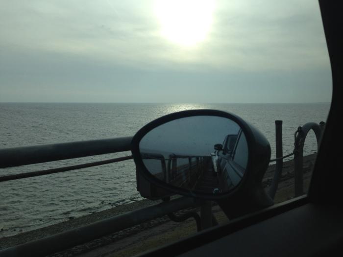 Überfahrt