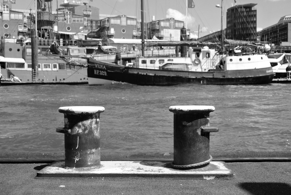 Geometrisch durch den Hafen...02