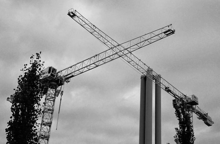 Hafencity: Blick nach oben 1