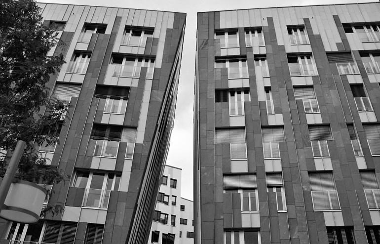 Hafencity: Blick nach oben 03