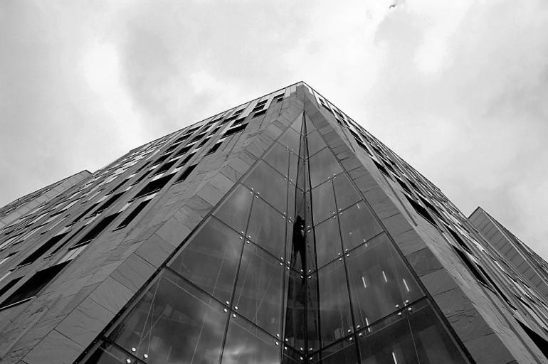 Hafencity: Blick nach oben 05