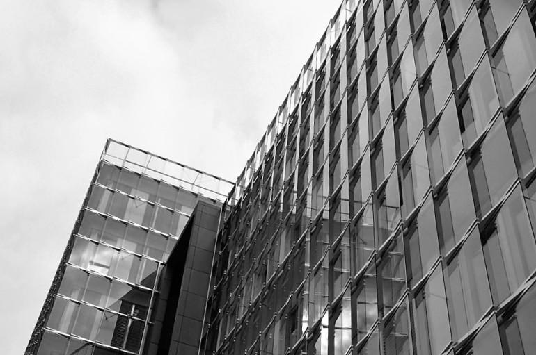 Hafencity: Blick nach oben 08
