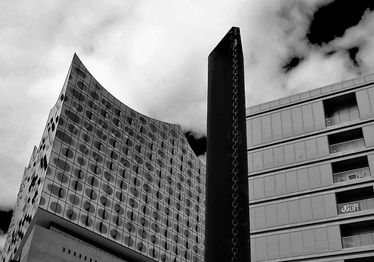 Hafencity: Blick nach oben 9