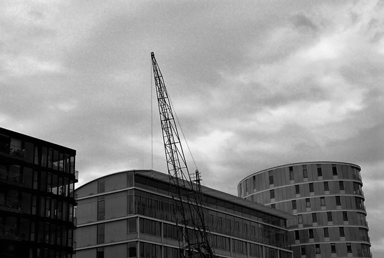 Hafencity: Blick nach oben 10