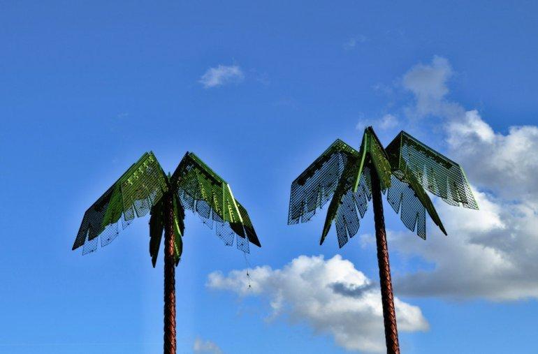 Hanseatische Palmen