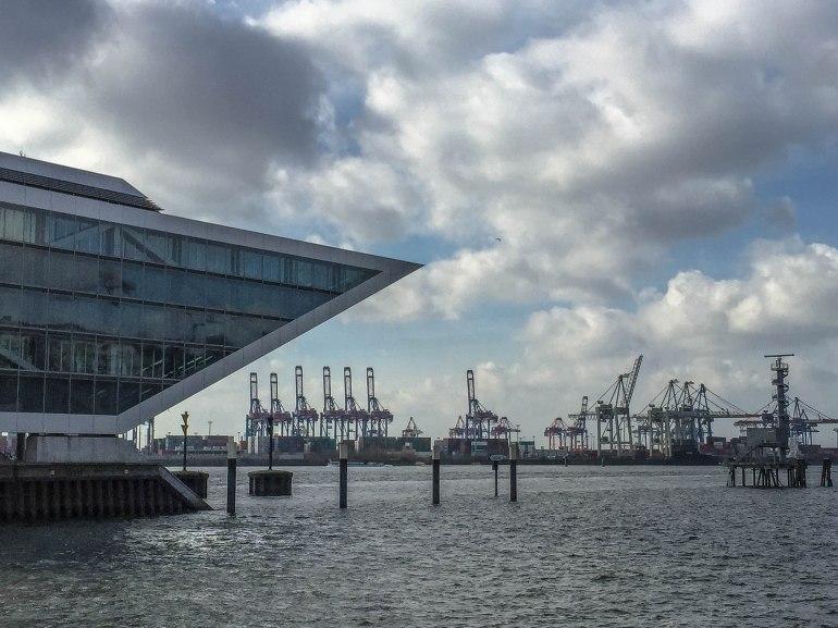 Klookschieterfoto Dockland