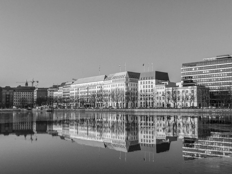 Hamburger Ecken - Innenstadt