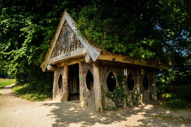 Jenischpark - Eierhütte