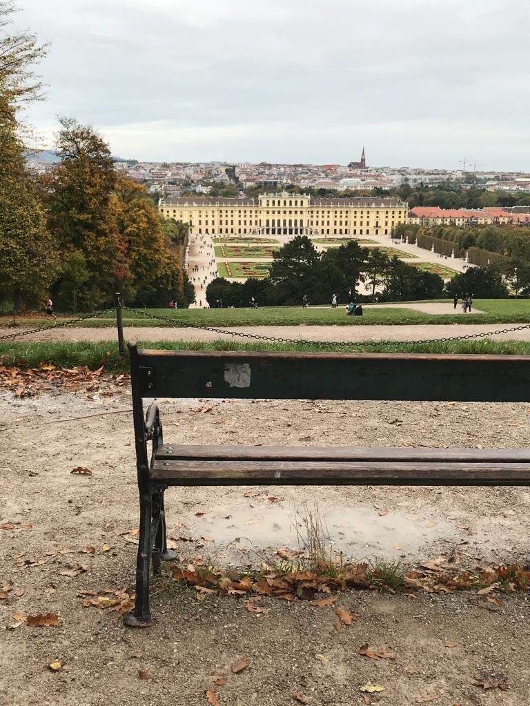 Herbsttag in Schönbrunn